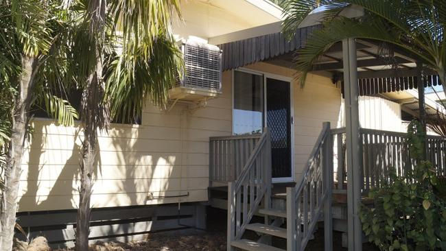 A three-bedroom home for sale in Clements St, Moranbah, Queensland for $200,000. Picture: realestate.com.au