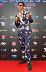 Tai ararrives on the red carpet for the 31st Annual ARIA Awards 2017 at The Star on November 28, 2017 in Sydney, Australia. Picture: Getty
