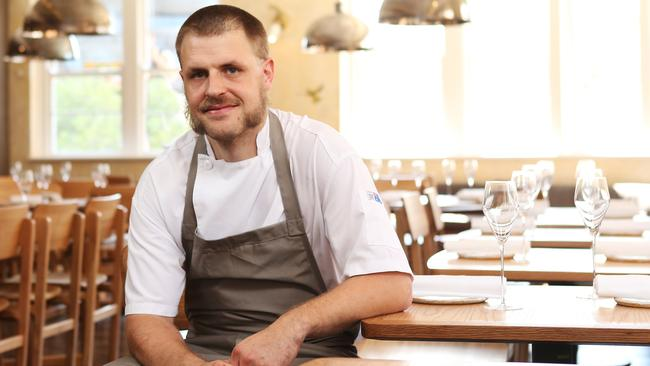 Executive Chef Sam Miller from Silvereye.