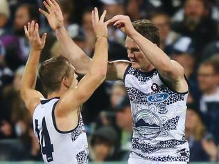 AFL Rd 10 - Geelong v Port Adelaide