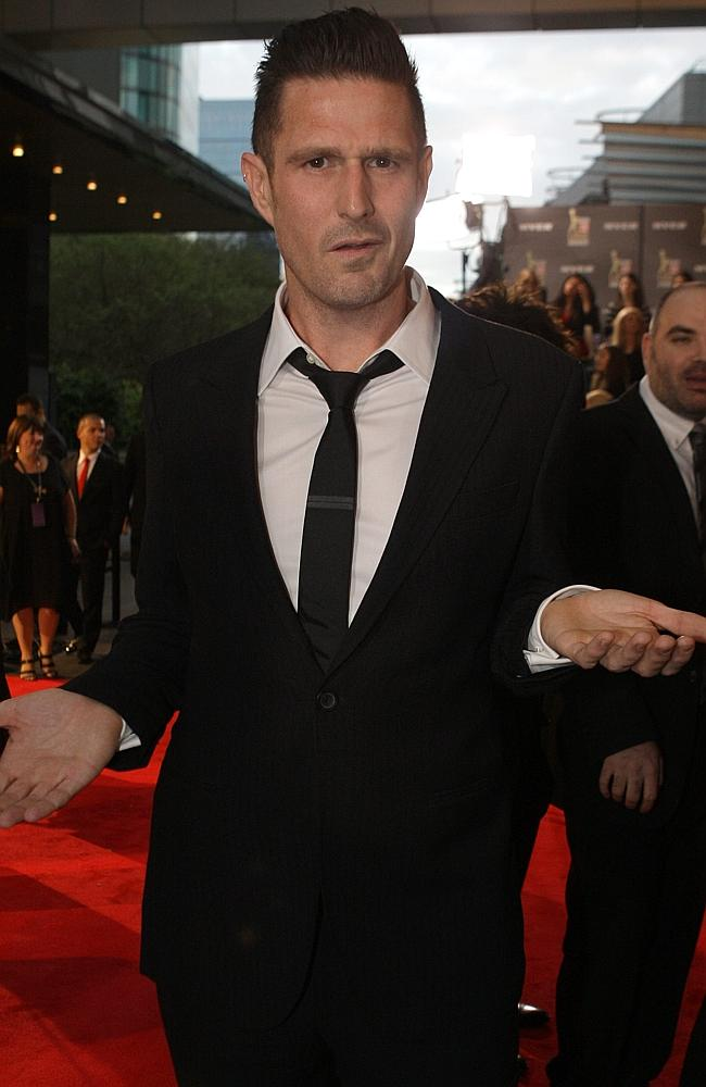 Wil Anderson is nominated for the Gold Logie he. 2010 Logie Awards. Logies. Red carpet.