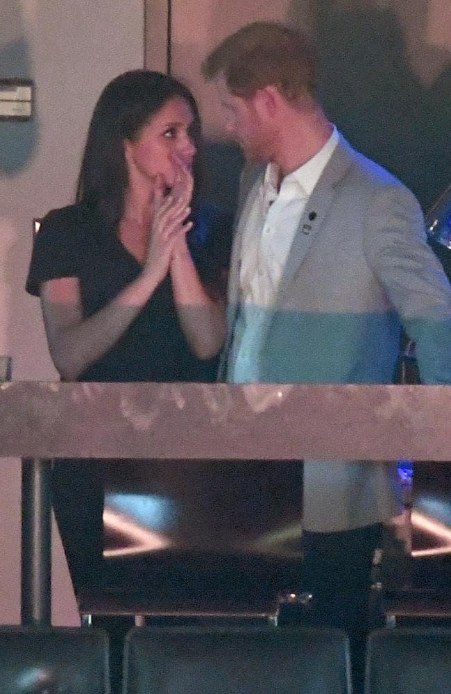 Meghan Markle Prince Harry To Tour Australia