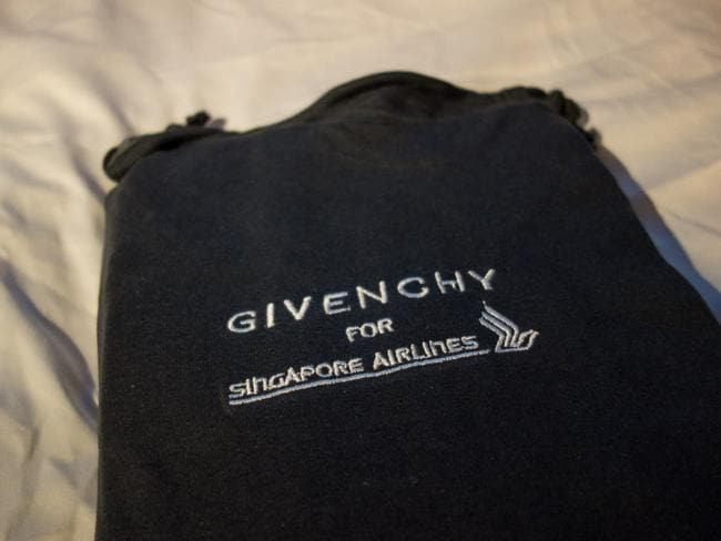 Give us the Givenchy. Picture: Derek Low