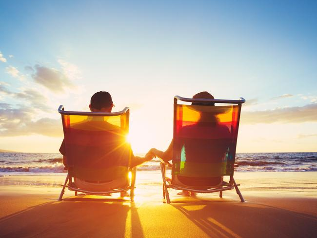 It's much easier to kick back in retirement if you don't have money worries.
