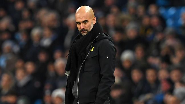 Image result for pep guardiola 2018