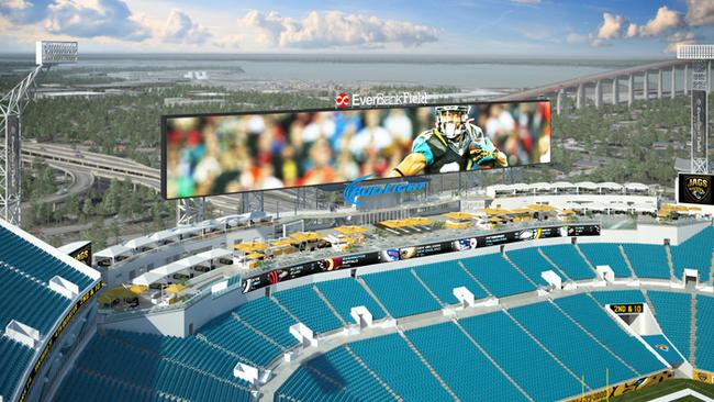 Now that's a widescreen. Source: Jaguars.com