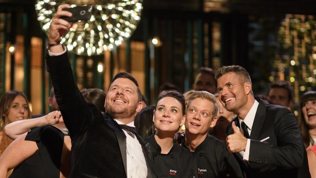 My Kitchen Rules Grand Final Amy And Tyson Murr Win