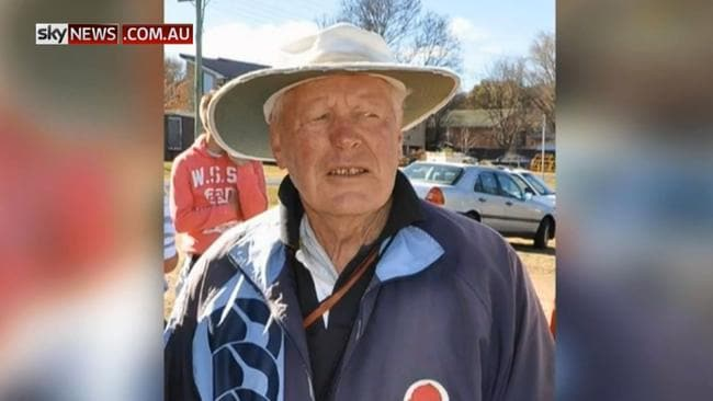 Werner Otto Schwarz was heavily involved in community sports into his old age.