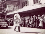 The University of Adelaide's Prosh Day parade. Picture: National Trust