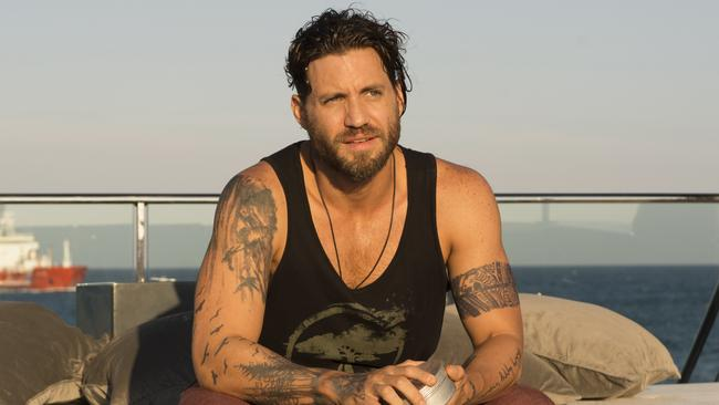 Crook ... Edgar Ramirez plays the mystical Bodhi in Point Break.