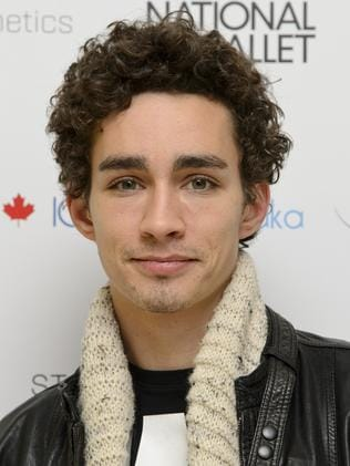 Irish leading man Robert Sheehan reckons Shakespeare's got nothing on Elton. Photo: Ben Pruchnie/Getty Images