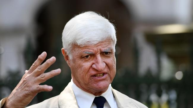Bob Katter has slammed Malcolm Turnbull's shock decision to delay parliament by a week to deal with gay marriage and the citizenship crisis. Picture: AAP