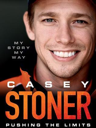The cover of Stoner's autobiography.