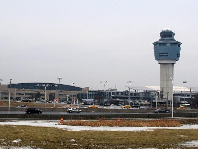 Is this the world's dingiest airport?