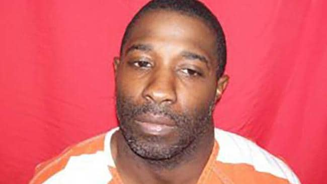 Robert McCoy is facing the death penalty for a triple murder. Picture: Bossier Parish Sheriff's Office