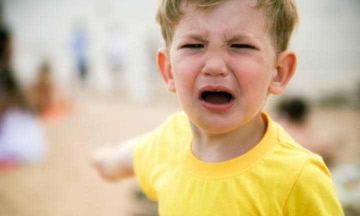 Ask Dr Justin: How do I manage meltdowns?
