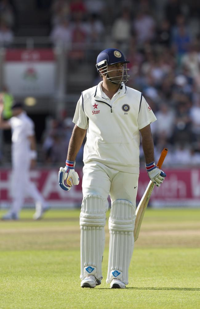 M.S. Dhoni will be forced to do some soul-searching after this humbling defeat.