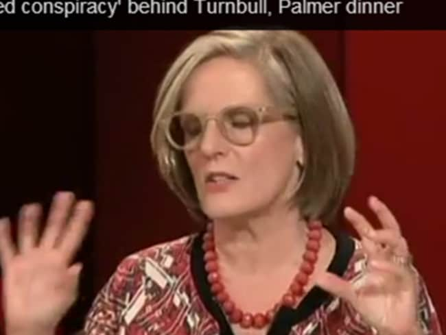 Lucy Turnbull was having none of the leadership speculation last night.