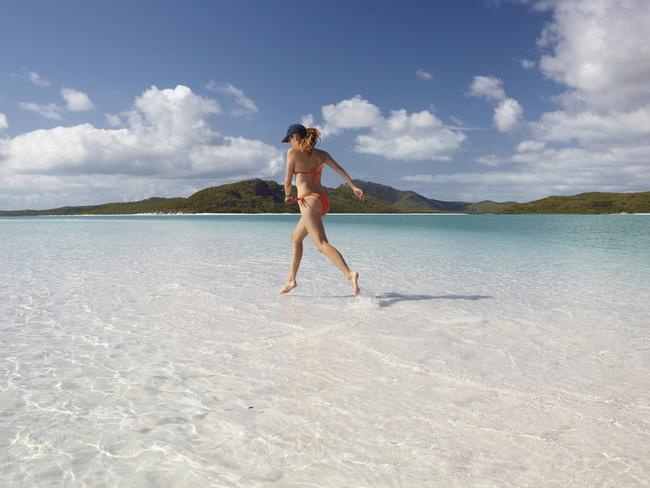 You will not find a 'nice' beach anywhere near New York. Picture: Maxime Coquard/Tourism Australia