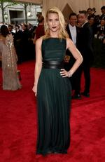"""Claire Danes attends the Met Gala 2015 """"China: Through The Looking Glass"""". Picture: Getty"""