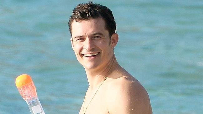 Orlando Bloom explains naked paddleboard stunt: 'I felt free' Orlando Bloom Paddle Boarding