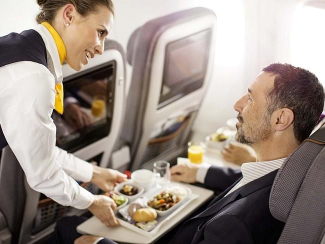 Lufthansa doesn't fly to Australia anymore, and its excellent Premium Economy offering makes that a real shame.