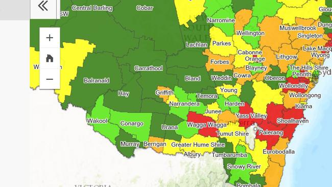 Drug driving in NSW Where are the offenders getting caught