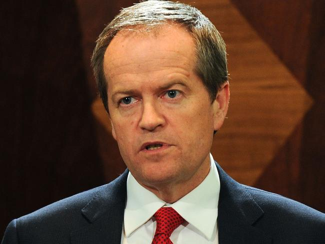 """Sick in the guts""... That's how Bill Shorten feels about the Russian embargo."