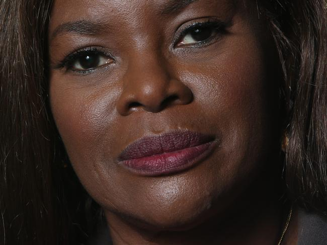 Marcia Hines looking awesome! She is appearing in a glamm musical show called Velvet at the opera house later this year.  Picture by Chris Pavlich