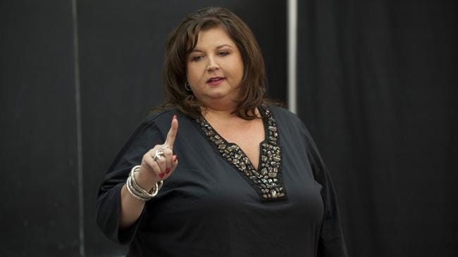 """I don't have time to think about the haters!"" Abby Lee says of her critics. Picture: Supplied."