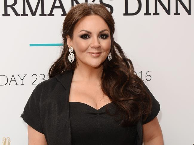 Martine McCutcheon (who plays Natalie) pictured recently. It would be fun to see her take charge. Picture: Jeff Spicer/Getty Images