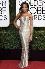 Naomie Harris attends the 74th Annual Golden Globe Awards at The Beverly Hilton Hotel on January 8, 2017 in Beverly Hills, California. Picture: Getty