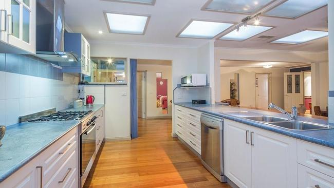 The home's large kitchen also made it suitable for a potential hospitality training school, the selling agent said.