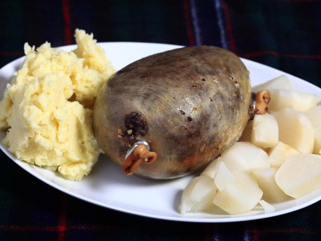 How about some haggis? Picture: Wotif