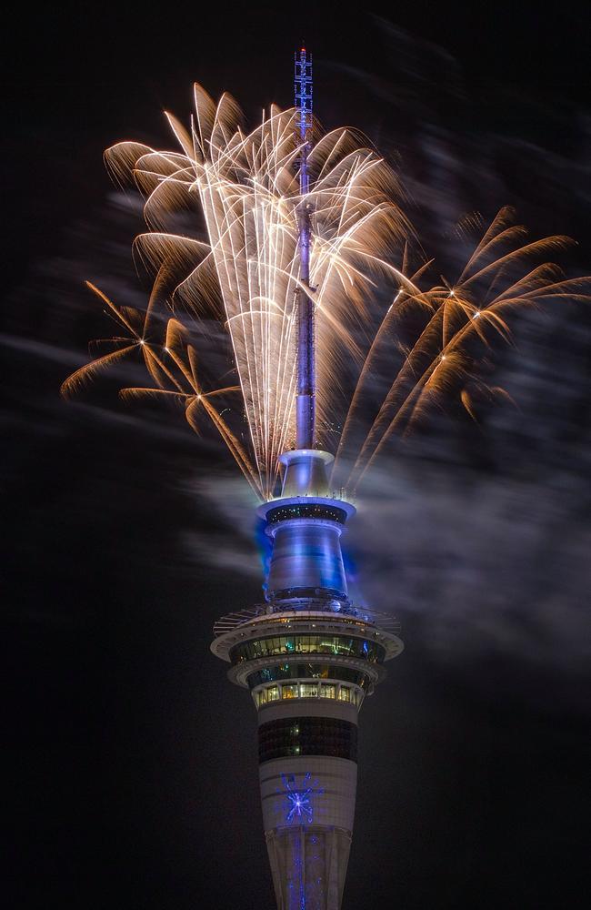 Tahun Baru di Australia
