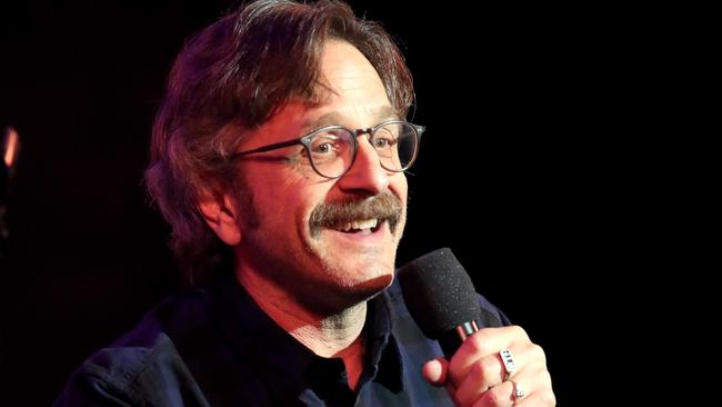 Marc Maron has known Louis C.K. for more than 20 years.