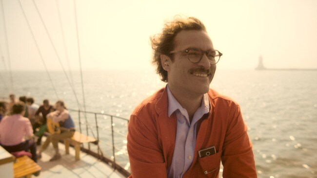 Joaquin Phoenix in 'Her'. Photo: Supplied