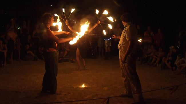 The Nowhere festival in Spain made the list. But not the bigger Burning Man festival. Picutre: Flikr/ Adamamyl