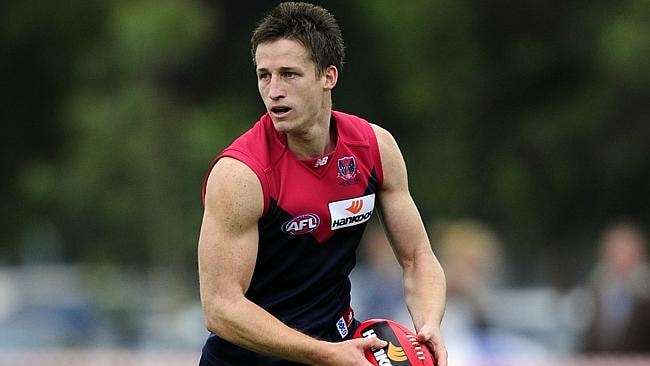 Melbourne didn't miss with pick 14 and Jack Grimes.