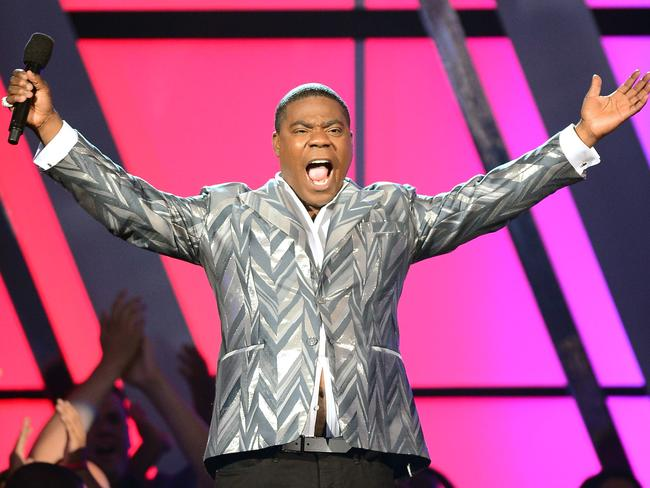 Critical condition...Actor and comedian Tracy Morgan is fighting for his life after a serious car accident. Picture: Getty