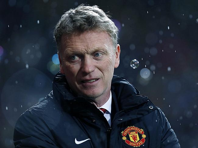 David Moyes was fired as Manchester United manager after the club's spectacular and sudden decline in his 10 months in charge. Picture: Sang Tan