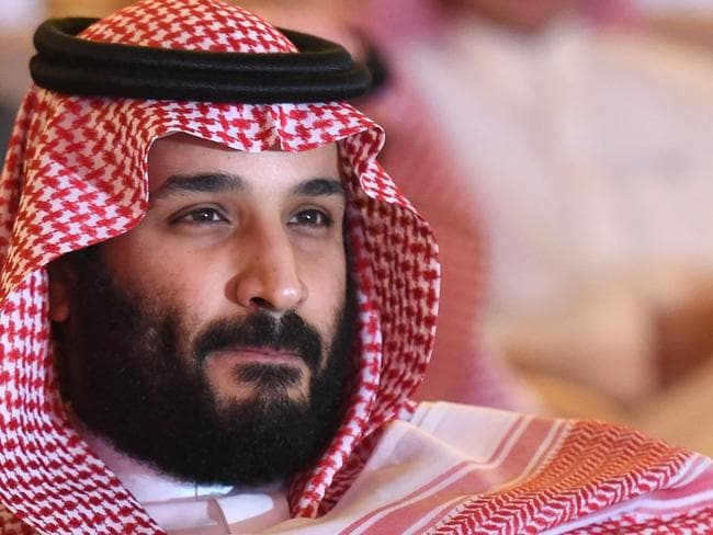 Saudi Crown Prince Mohammed bin Salman orchestrated the crackdown on elites which he claims is anti-corruption. Critics claim it's a power grab against rivals. Picture: AFP PHOTO / FAYEZ NURELDINE
