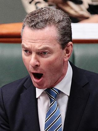 Minister for Education Christopher Pyne