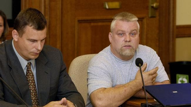 Steven Avery has filed an appeal against his murder conviction.