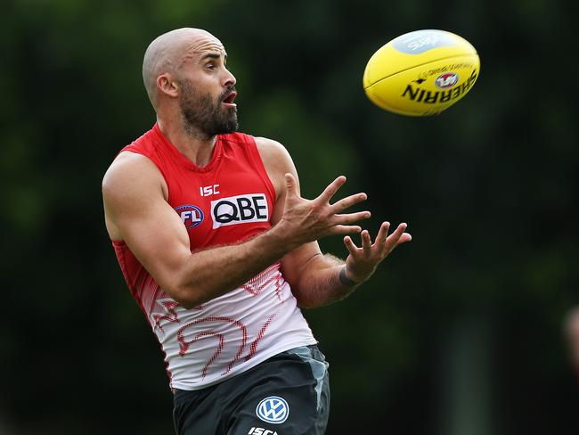 Shaw will play his first game since Round 14. Picture: Phil Hillyard