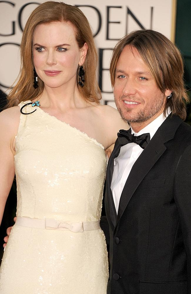 Nicole Kidman and husband Keith Urban will appear on the red carpet together for the Celebrate Life Ball in Melbourne on June...