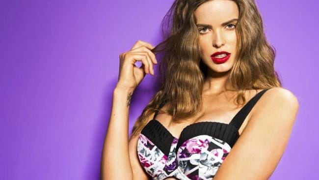 Robyn Lawley. Picture: Instagram