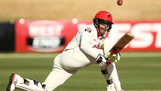 Redback Alex Carey has earned Australia A selection.