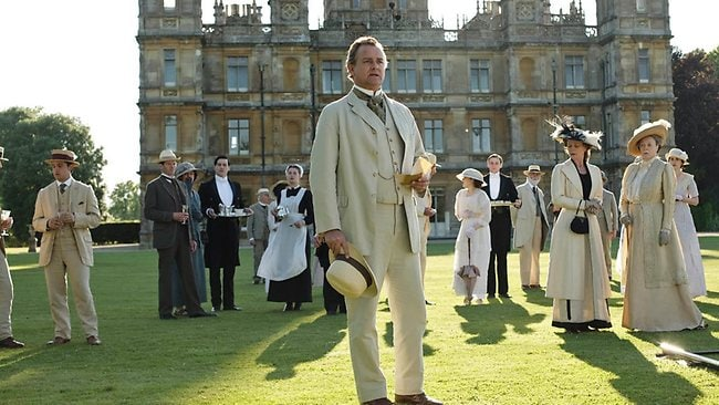 Downton Abbey, a great place to live?