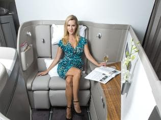 Is this the end of flying first class?
